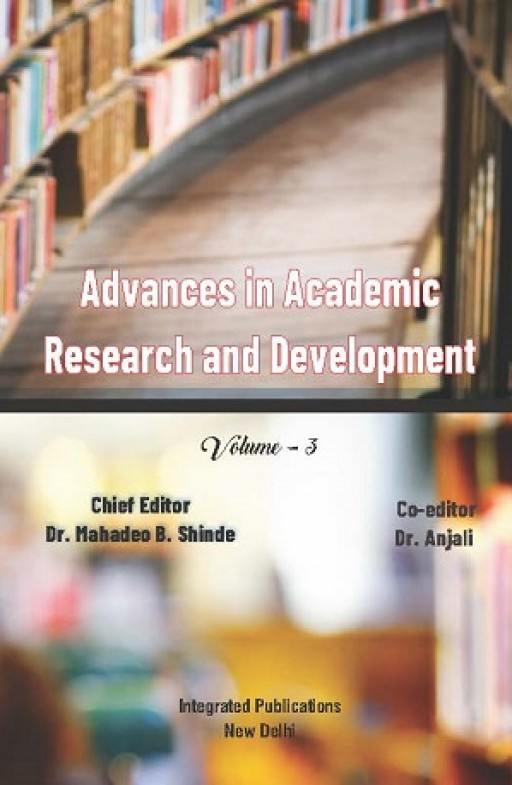 Advances in Academic Research and Development