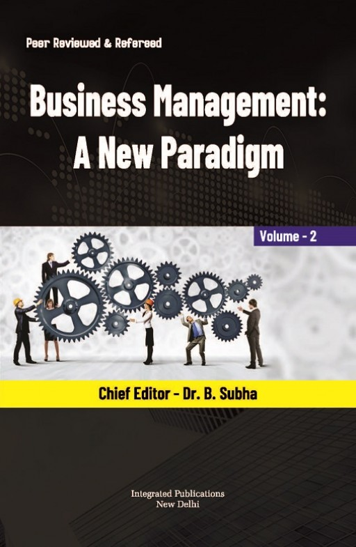 Business Management: A New Paradigm (Volume - 2)