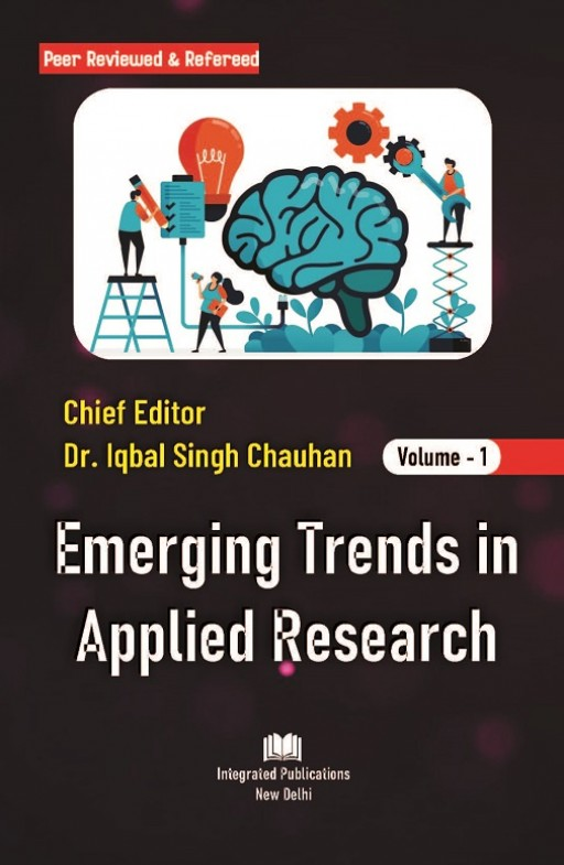 Emerging Trends in Applied Research (Volume - 1)
