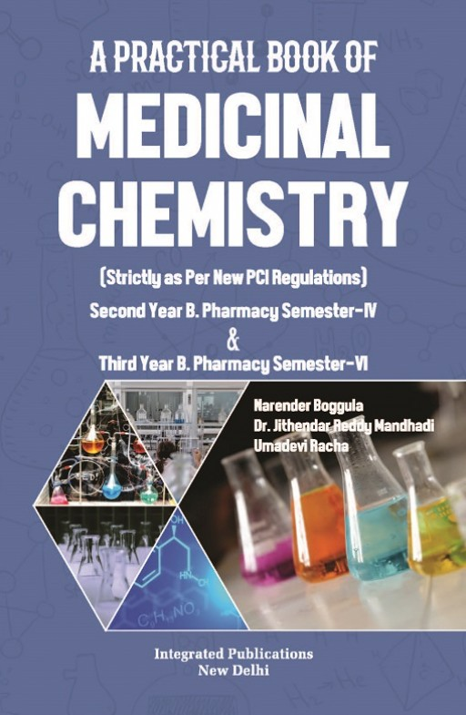 A Practical Book of Medicinal Chemistry