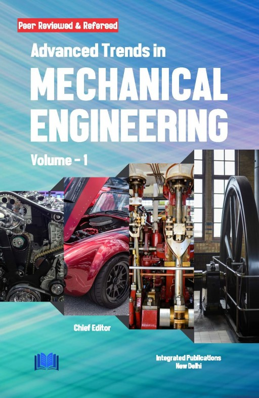 Advanced Trends in Mechanical Engineering