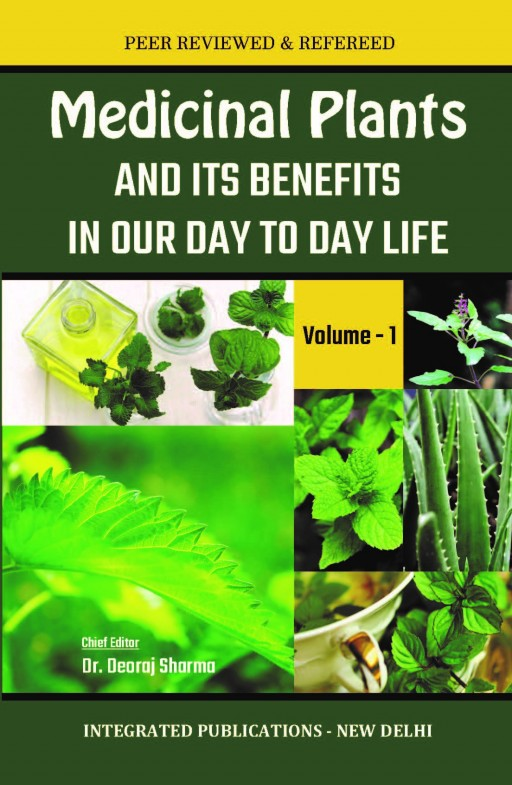 Medicinal Plants and its Benefits in Our Day to Day Life
