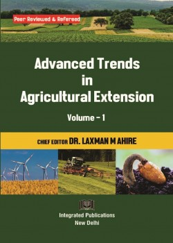 Advanced Trends in Agricultural Extension (Volume - 1)